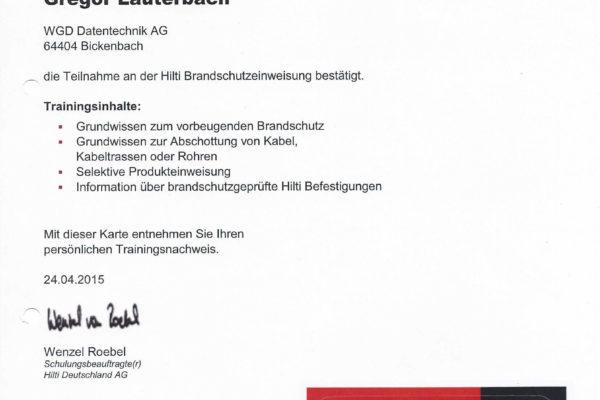 Hilti-Lauterbach